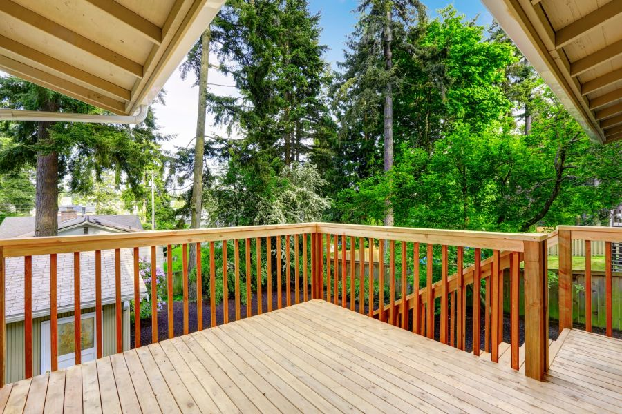 Deck Painting & Deck Staining by New Look Painting