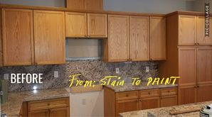 Kitchen Cabinet Painting in Riverbank, CA (1)