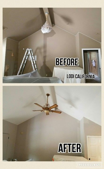 Before & After Interior Painting in Lodi, CA