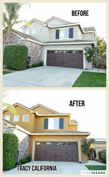 Exterior House Painting Tracy CA