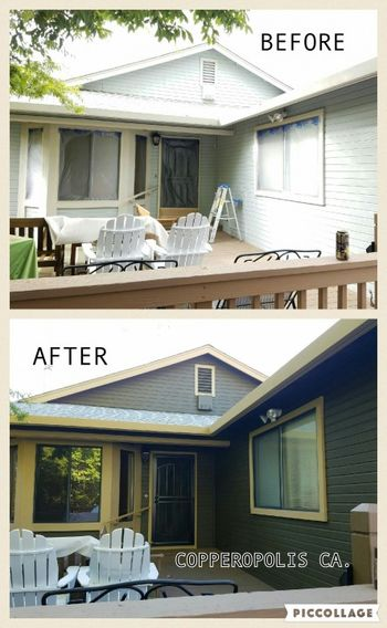 Exterior Painting Copperopolis CA