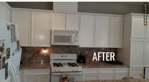 Kitchen Cabinet Painting in Riverbank, CA (2)
