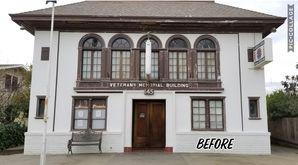 Before & After Exterior Painting in Gustine, CA (1)