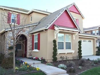 After Exterior Painting Services Tracey, CA
