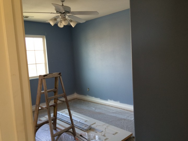 Before Interior Painting Services Patterson, CA
