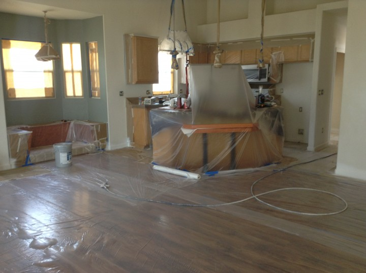 Interior Painting by New Look Painting in Valley Springs, CA