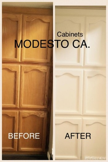 Kitchen Cabinets in Modesto, CA