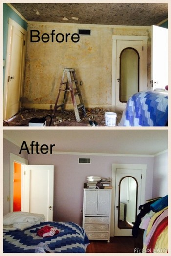 Wallpaper Removal and Interior Painting in Patterson, CA