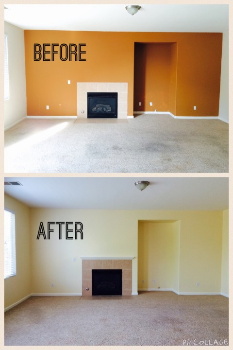 Interior Painting in Patterson, CA